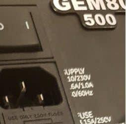 GEM80 PLC
