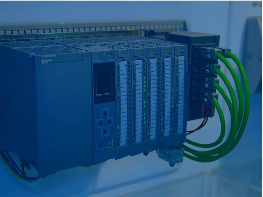 Siemens S7 1500 controller profinet